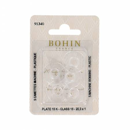 Bobbin Plastic Class 15