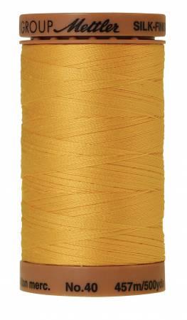 Mettler Quilting Thread 500yd. - 0500 Summersun