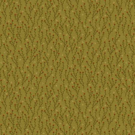 HG OCTOBER MORNING Green Acron Thicket 9136-66
