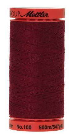 Metrosene Poly Thread 50wt 500m/547yds Winterberry Old Number 1145-0738