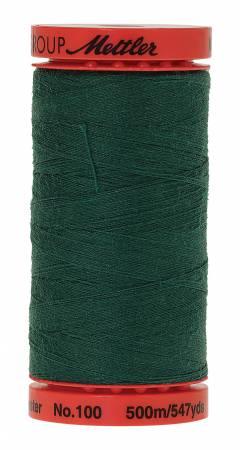 0240 Evergreen LARGE Metrosene Mettler   Poly Thread 50wt 547yds