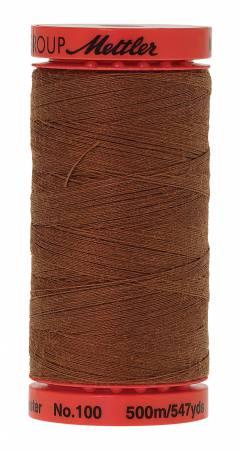Metrosene Poly Thread 50wt 500m/547yds Penny Old Number 1145-0667