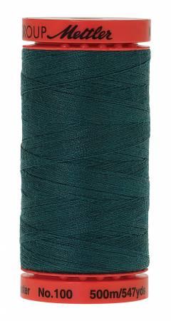 Mettler Metrosene Poly Thread 50wt 500m/547yds Spruce Old Number 1145-0543