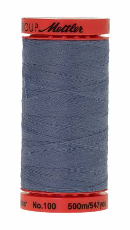 0350 Summer Sky LARGE Metrosene Poly Thread 50wt 547yds  Mettler
