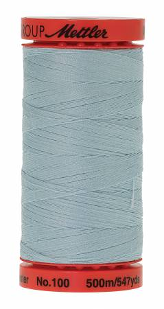 0407 Spearmint LARGE Metrosene Poly Thread 50wt 500m/547yds  Mettler