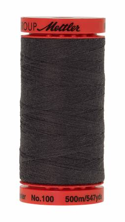 Metrosene Polyester Plus Thread 500m Mousy Gray