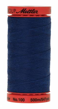 Metrosene 1304 Poly Thread 50wt 500m/547yds Imperial Blue Old Number 1145-0675