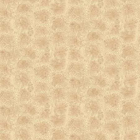 HG OCTOBER MORNING Cream Autumn Paisley 9146-44