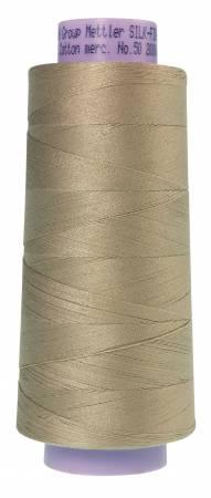 Silk Finish 50wt Cotton Thread 2000yd/1829M Tantone