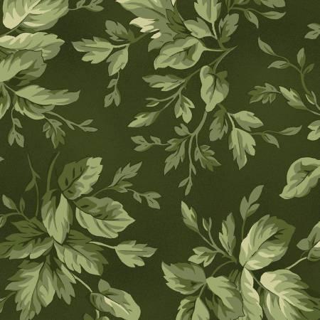 Aubergine Deep Green