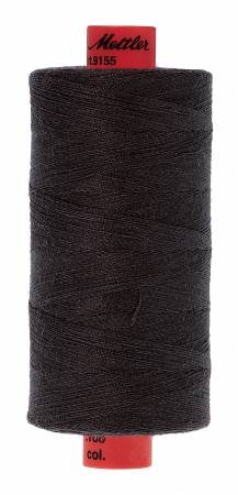 Metrosene Poly Thread 50wt 1000m/1094yds Mole Gray Old Number 1155-0710