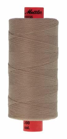 Metrosene Poly Thread 50wt 1000m/1094yds Sandstone Old Number 1155-0844