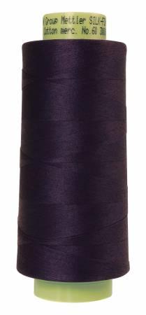 Silk Finish 60wt Cotton Thread 3000yd/2743M Dark Indigo