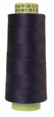 Silk Finish 60wt Cotton Thread 3000yd/2743M Navy