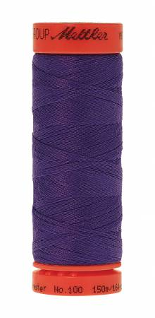 Metrosene Polyester All Purpose Thread 50wt 150m/164yds Iris Blue