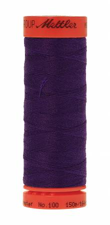0046 - Metrosene Poly Thread 50wt 150m/164yds Deep Purple Old Number 1161-0581