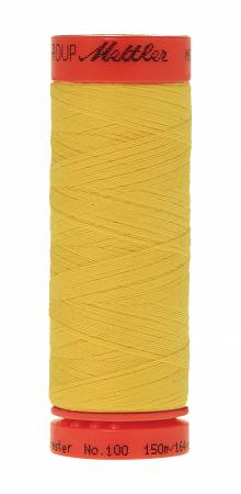 Metrosene Poly Thread 50wt 150m/164yds Butter Cup