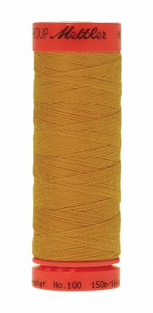 Metrosene Polyester Plus Thread 150m Gold