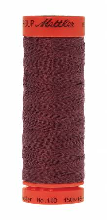 Metrosene Poly Thread 50wt 150m/164yds Rosewood Old Number 1161-0487