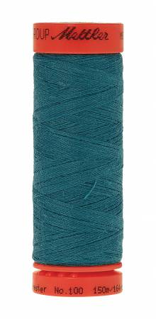 Metrosene Poly Thread 50wt 150m/164yds Truly Teal Old Number 1161-0852
