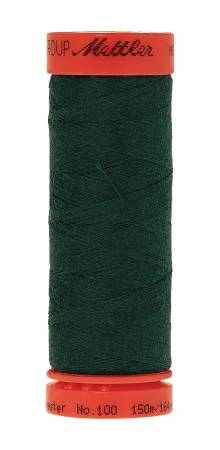 Metrosene Poly Thread 50wt 150m/164yds Evergreen Old Number 1161-0850
