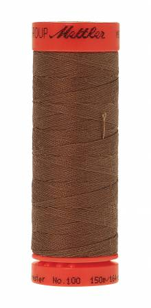 Metrosene Poly Thread 50wt 150m/164yds Brown Mushroom Old Number 1161-0525