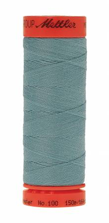 Metrosene Poly Thread 50wt 150m/164yds Aqua Old Number 1161-0889