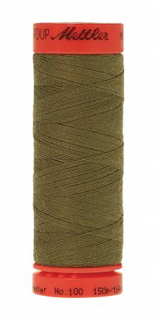 Metrosene Poly Thread 50wt 150m/164yds Olive Drab Old Number 1161-0717