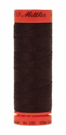 Metrosene Poly Thread 50wt 150m/164yds Chocolate Old Number 1161-0618