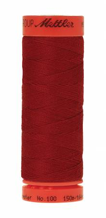 0504 - Metrosene Poly Thread 50wt 150m/164yds Country Red Old Number 1161-0836