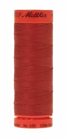 Metrosene Polyester All Purpose Thread 50wt 150m/164yds Dark Rust