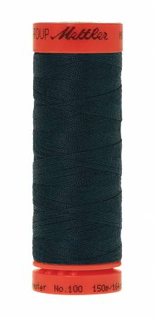 Metrosene Poly Thread 9161-0763 Dark Greenish Blue Old Number 1161-0209