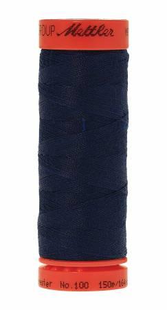 Metrosene Poly Thread 50wt 150m/164yds Night Blue