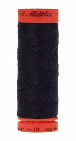 Metrosene Poly Thread 50wt 150m/164yds Dark Blue