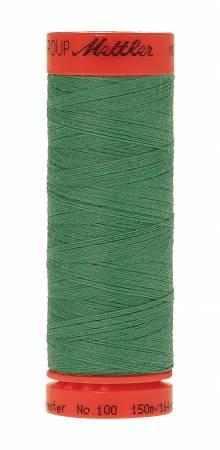 Metrosene Poly Thread 50 wt 150 m/164 yds Bottle Green Old Number 1161-0908