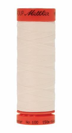 Metrosene Poly Thread 50wt 150m/164 yds Eggshell Old Number 1161-0001