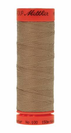 Metrosene Poly Thread 50wt 150m/164yds Sandstone Old Number 1161-0844