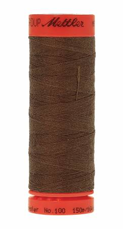 Metrosene Poly Thread 50wt 150m/164yds Pecan Old Number 1161-0292