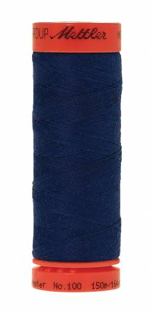 Metrosene Poly Thread 50wt 150m/164yds Imperial Blue Old Number 1161-0675