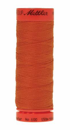 Metrosene Poly Thread 50wt 150m/164yds Clay Old Number 1161-0902