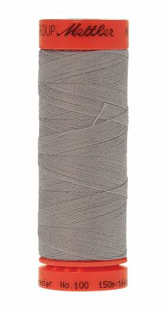 Metrosene Poly Thread 50wt 150m/164yds Silvery Grey Old Number 1161-0749