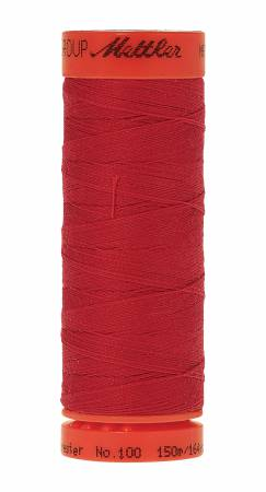 Metrosene Poly Thread 50wt 150m/164yds Geranium Old Number 1161-0837