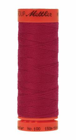 Metrosene Poly Thread 50wt 150m/164yds Bright Ruby