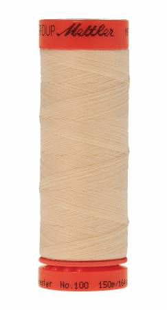 Metrosene Polyester All Purpose Thread 50wt 150m/164yds Butter Cream