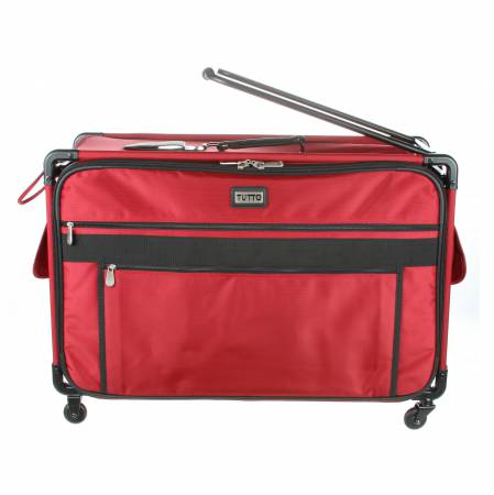 Tutto Machine Case 2X Large 28in Cherry Red