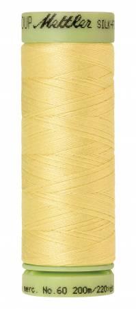 Silk-Finish 60wt Solid Cotton Thread 220yd/200M Barewood