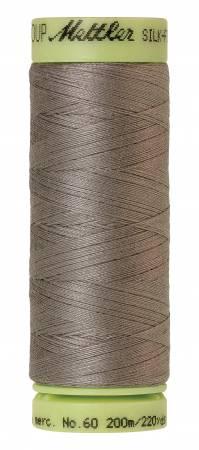 0322-Rain Cloud, 220 yds, Mettler, Silk-Finish 60wt Solid Cotton Thread