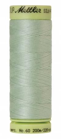 Silk-Finish 60wt Solid Cotton Thread 220yd/200M Snowmoon