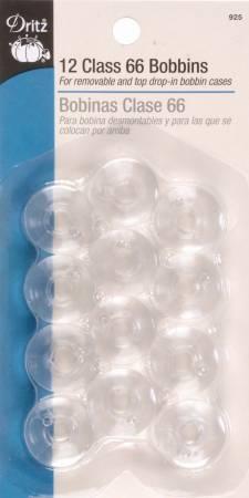 Bobbin Plastic Class 66 Bonus Pack 12ct