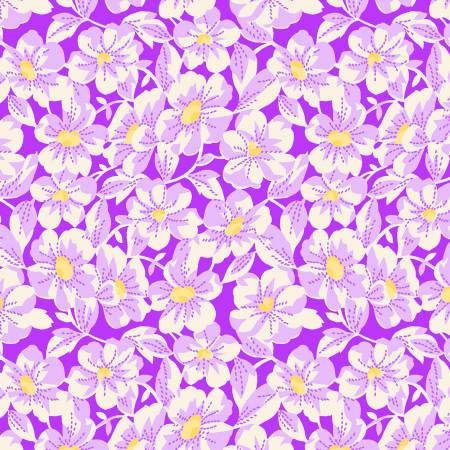 Purple Large Daisy 1930's Reproduction